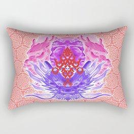 The Dragon King Rectangular Pillow