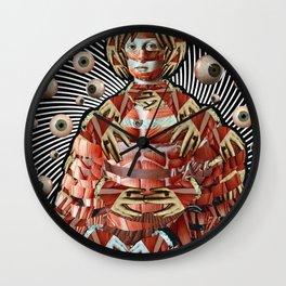 Renaissance (Wo)Man Wall Clock