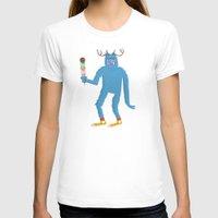 sasquatch T-shirts featuring sasquatch by Thom BRANSDON Illustration