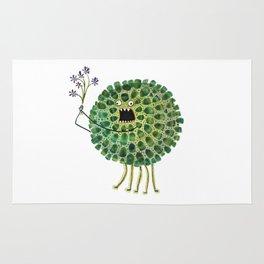 Poofy Plactus Rug