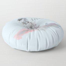 Don't Wanna Cry Floor Pillow
