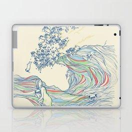 Ocean of Pugs Laptop & iPad Skin