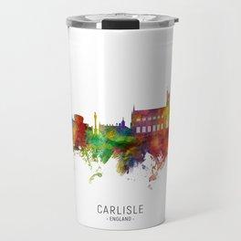 Carlisle England Skyline Travel Mug