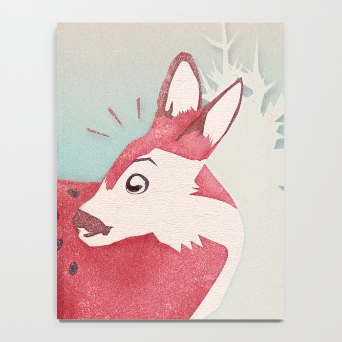 Oh deer, what the bug?! Notebook