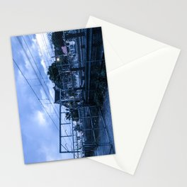 Newtown Dusk Stationery Cards
