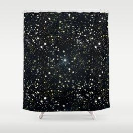 stars night Shower Curtain