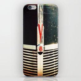 Deluxe V8 iPhone Skin
