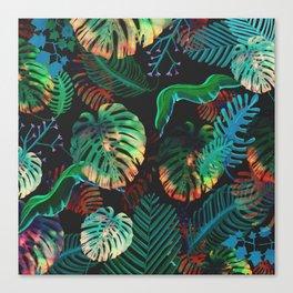 Colorful Tropical Canvas Print