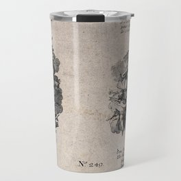 Johann Martin Will - Rococo Allegories of the Arts and the Sciences, particularly Astronomy Travel Mug