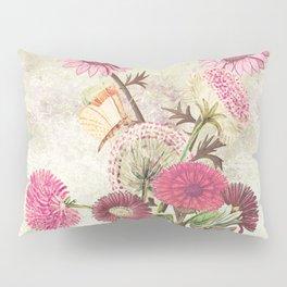 Life is a marvellous garden Pillow Sham
