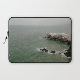 bird island Laptop Sleeve