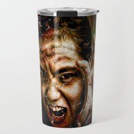 Shattering Horror. Travel Mug