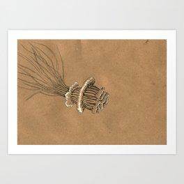 Biomorph 3 Art Print