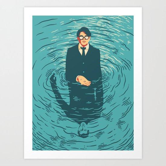 The Talented Mr. Ripley Art Print