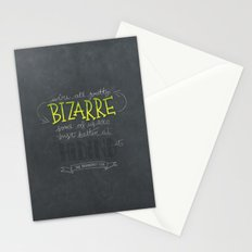 Breakfast Club: We're All Pretty Bizarre Stationery Cards