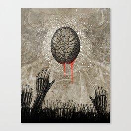 Brains Canvas Print