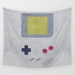 Vintage GameBoy 1989 Wall Tapestry