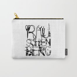 Rauschenberg Carry-All Pouch