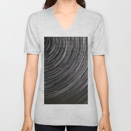Long Exposure of the Polaris Unisex V-Neck