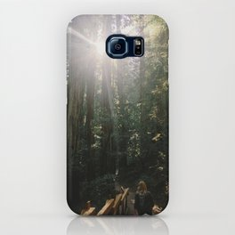 Up in the Woods iPhone Case