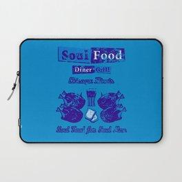 Soul Food for Soul Men Laptop Sleeve