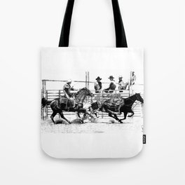 Taylorsville Rodeo Tote Bag