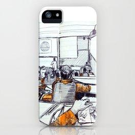 Rebellion Doodling iPhone Case