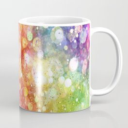Rainbow of Lights Coffee Mug