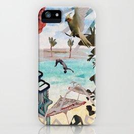 Surrealist Summer iPhone Case