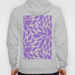 Bloom - violet Hoody