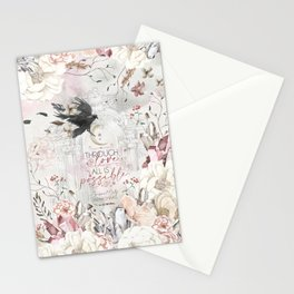 Through Love (SJM) Stationery Cards