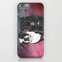 Lola & Bear iPhone Case
