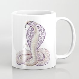 Cobra Snake Tattoo Coffee Mug