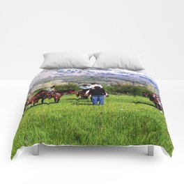 Comfort Zones Comforters