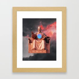 Création Framed Art Print