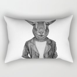 Don Pedro Old Goats Are Cool Rectangular Pillow