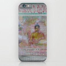 Buddha Collage - JUSTART (c) Slim Case iPhone 6s