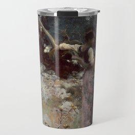 A Capriote by John Singer Sargent,1878 Travel Mug