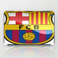 barcelona iPad Cases featuring BARCELONA by Acus