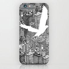 Ecotone (black & white) iPhone 6s Slim Case