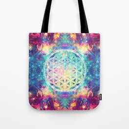 Flower Of Life 006 Tote Bag