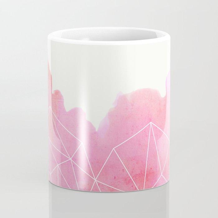 Pink Cloud Coffee Mug