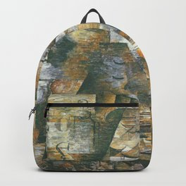 Georges Braque The Portugese Backpack