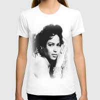 dorothy T-shirts featuring Dorothy Dandridge. by PureVintageLove