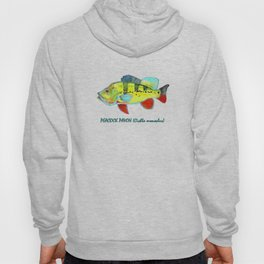 Peacock Bass Hoody