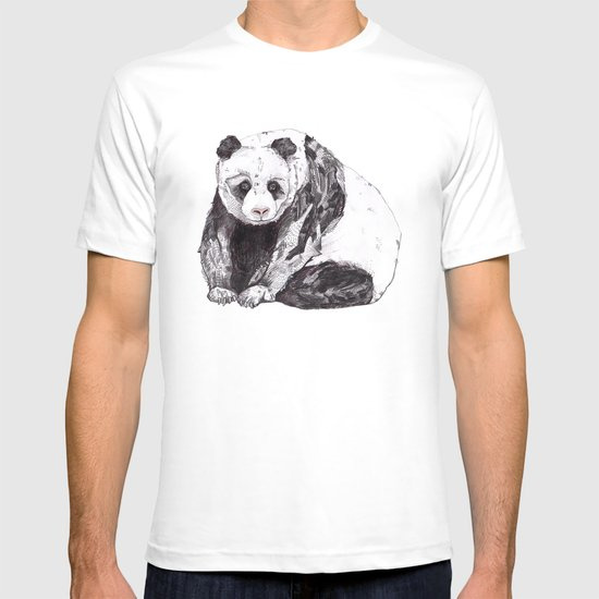 Panda Bear // Endangered Animals T-shirt