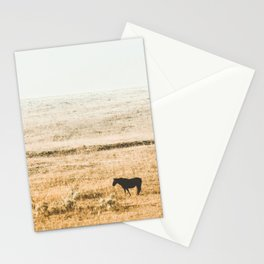 Breakfast in the Fog Stationery Cards