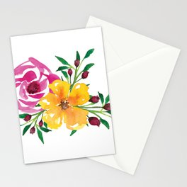 Flower Cluster #11 Stationery Cards