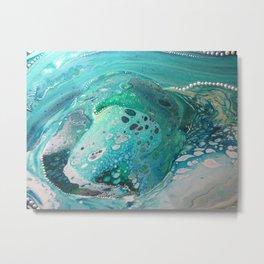 Onderwaterwereld Metal Print