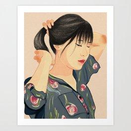 Sriwedari Art Print
